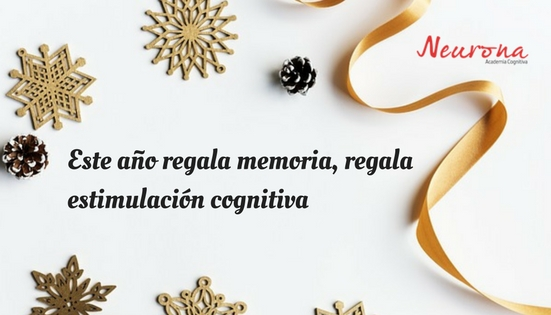 Regalar recuerdos en Navidad