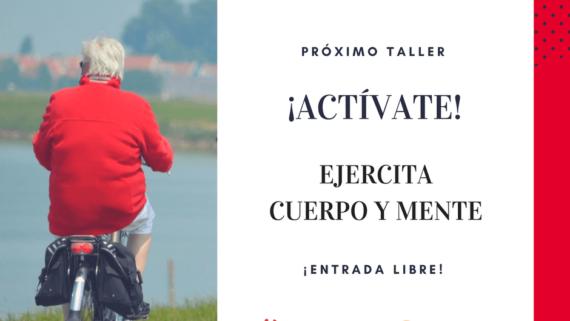 Taller: activa cuerpo y mente