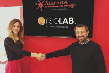 Firmamos acuerdo de colaboración con FisioLab