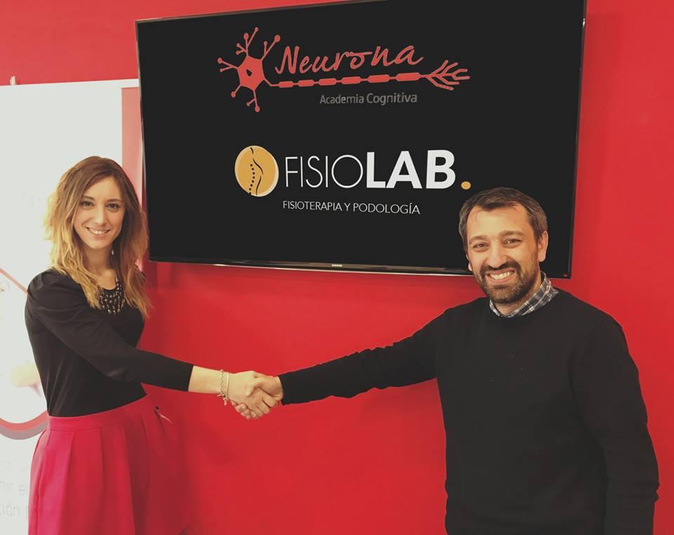 Colaboración con FisioLab